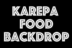 LogoKarepa Foodbackdrop