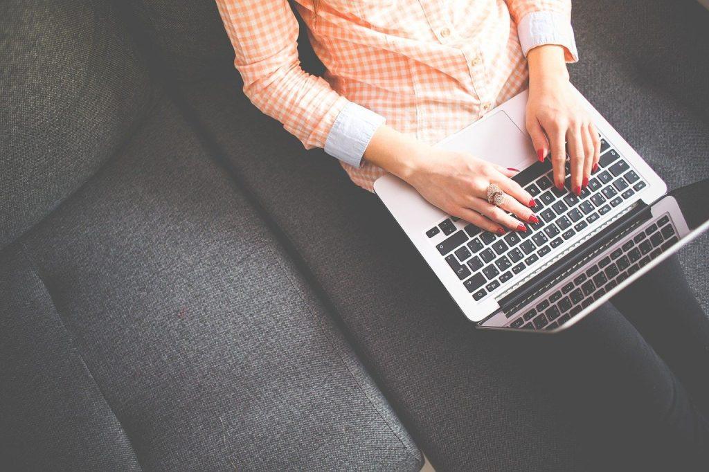 Wie baut man einen Blog auf?