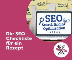 SEO-Checklist-Rezep