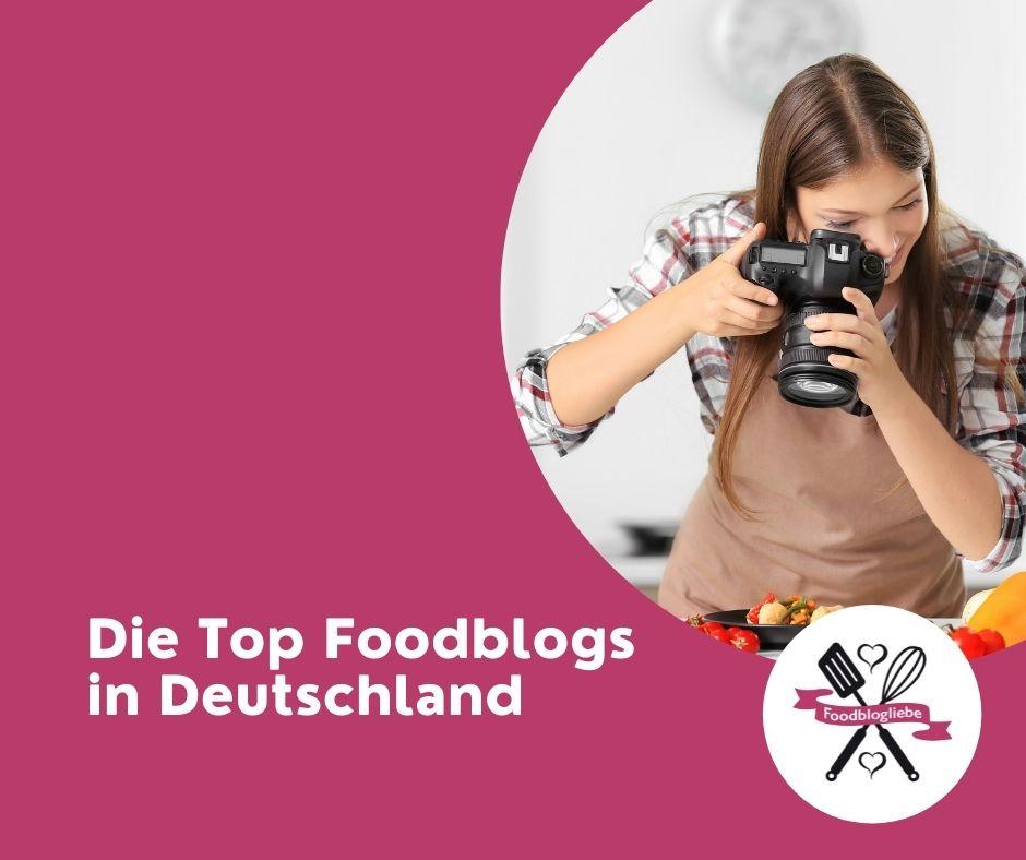 Die bestreDDie besten Foodblogs Deutschlands